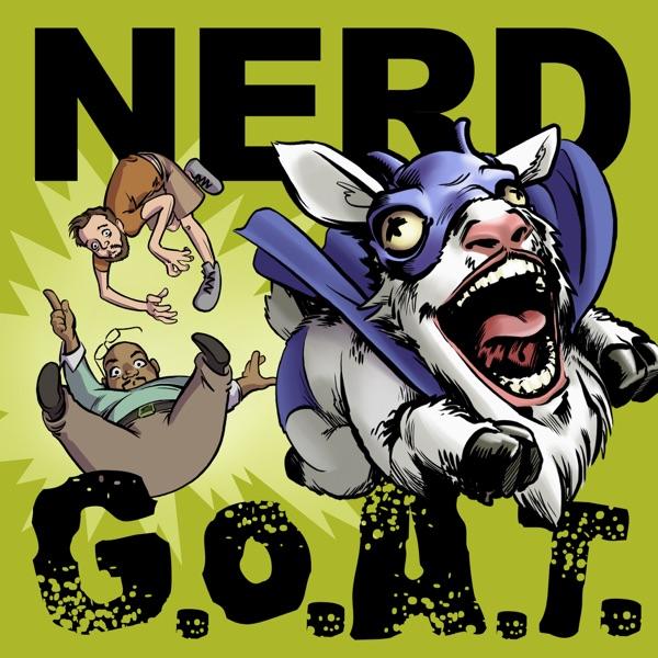 Nerd GOAT Podcast
