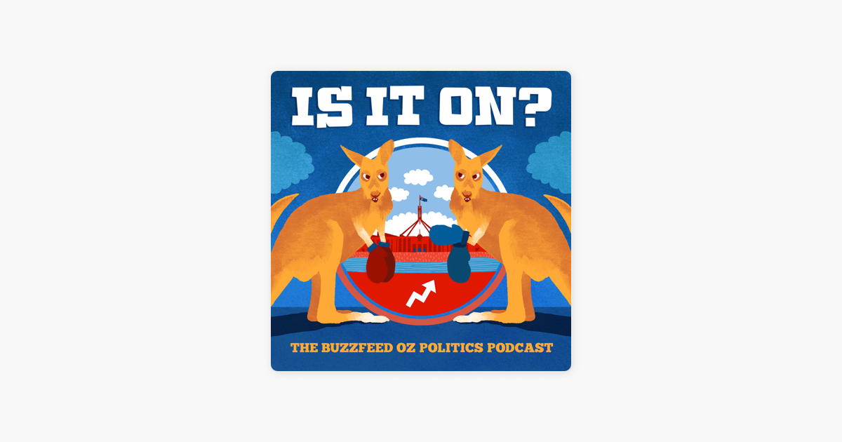 Is It On? on Apple Podcasts