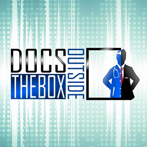 Cover image of Docs Outside The Box - Ordinary Doctors Doing Extraordinary Things