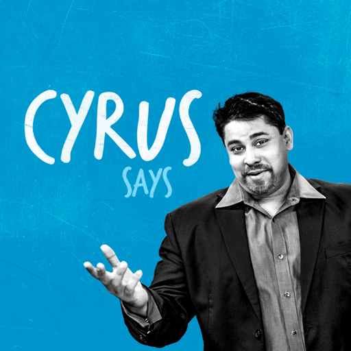 Cover image of Cyrus Says