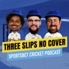 Three Slips, No Cover - The Sportsbet Cricket Podcast (With The Grubs) artwork