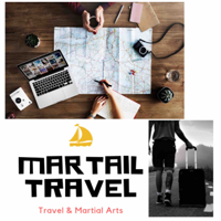 Martial Travel podcast