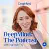DeepMind: The Podcast artwork