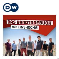 Podcast cover art for Das Bandtagebuch mit EINSHOCH6 | Reise um die Welt (die Songs)