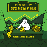 It's Show Business with Latif Tayour podcast