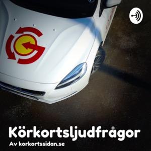 Körkortsljudfrågor