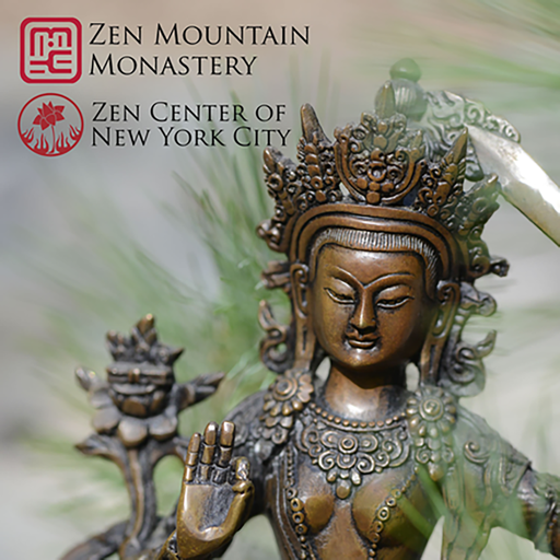 Cover image of The Zen Mountain Monastery Podcast