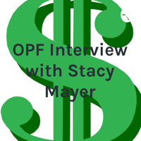 OPF Interview with Stacy Mayer podcast