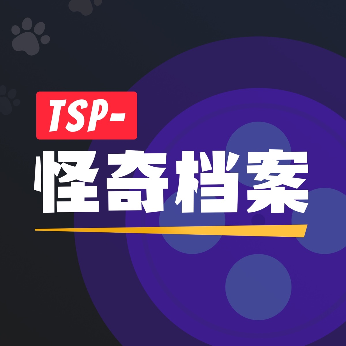 TSP怪奇档案