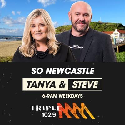 Tanya & Steve for Breakfast - Triple M Newcastle:KOFM Newcastle