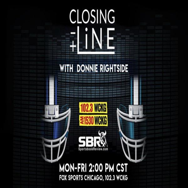 Closing Line WCKG Chicago Sports Gambling