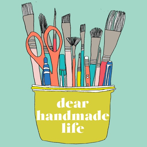 Cover image of Dear Handmade Life