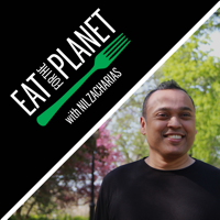 Eat For The Planet with Nil Zacharias podcast