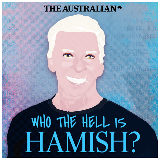 Cover image of Who the Hell is Hamish?