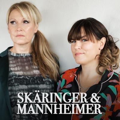 Skäringer & Mannheimer:Cecilia Stenborg