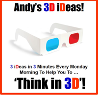 Andy's 3D Thoughts podcast