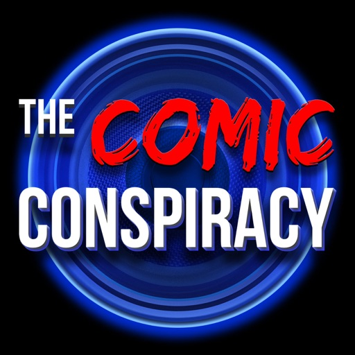 Cover image of The Comic Conspiracy
