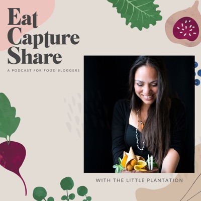 Eat Capture Share - a podcast for food bloggers