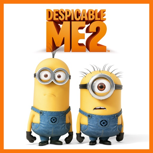 Cover image of Despicable Me 2