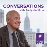Conversations: Hosted by NYU President Andy Hamilton podcast