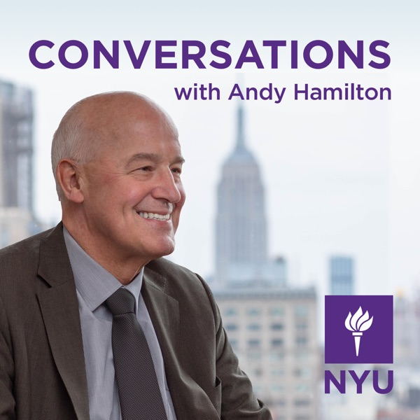 Conversations: Hosted by NYU President Andy Hamilton