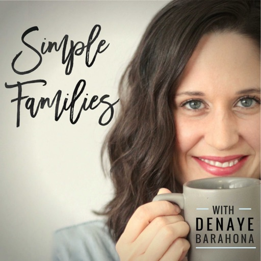 Cover image of Simple Families Podcast: Parenting + Minimalism
