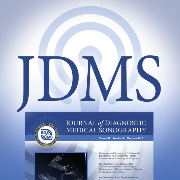 Journal of Diagnostic Medical Sonography (JDMS) banner backdrop