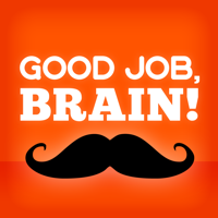 Podcast cover art for Good Job, Brain!