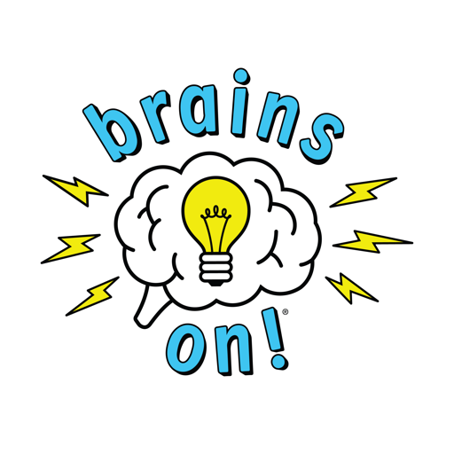 Cover image of Brains On! Science podcast for kids