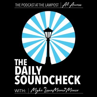 "The Daily Soundcheck:Myke ""LawnMemo"" Menio"