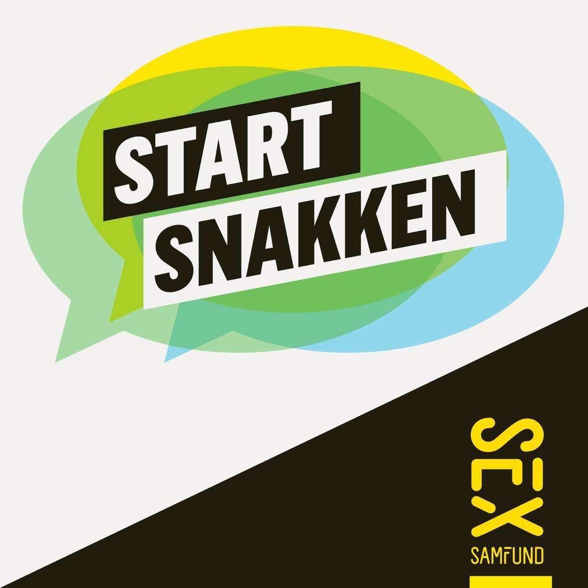 START SNAKKEN