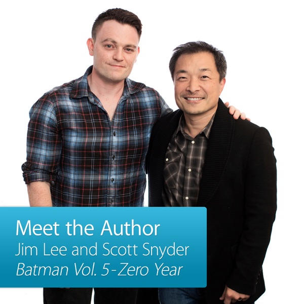 Jim Lee and Scott Snyder: Meet the Author