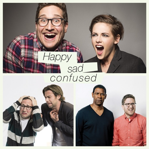 Cover image of Happy Sad Confused