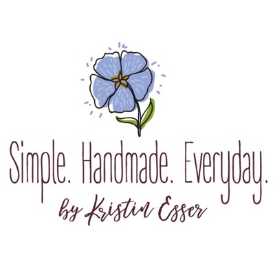Simple. Handmade. Everyday.:Kristin Esser