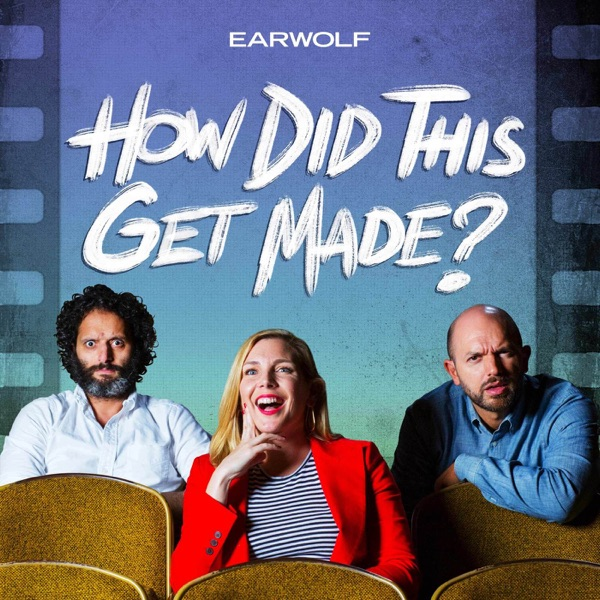 Earwolf and Paul Scheer, June Diane Raphael, Jason Mantzoukas poster