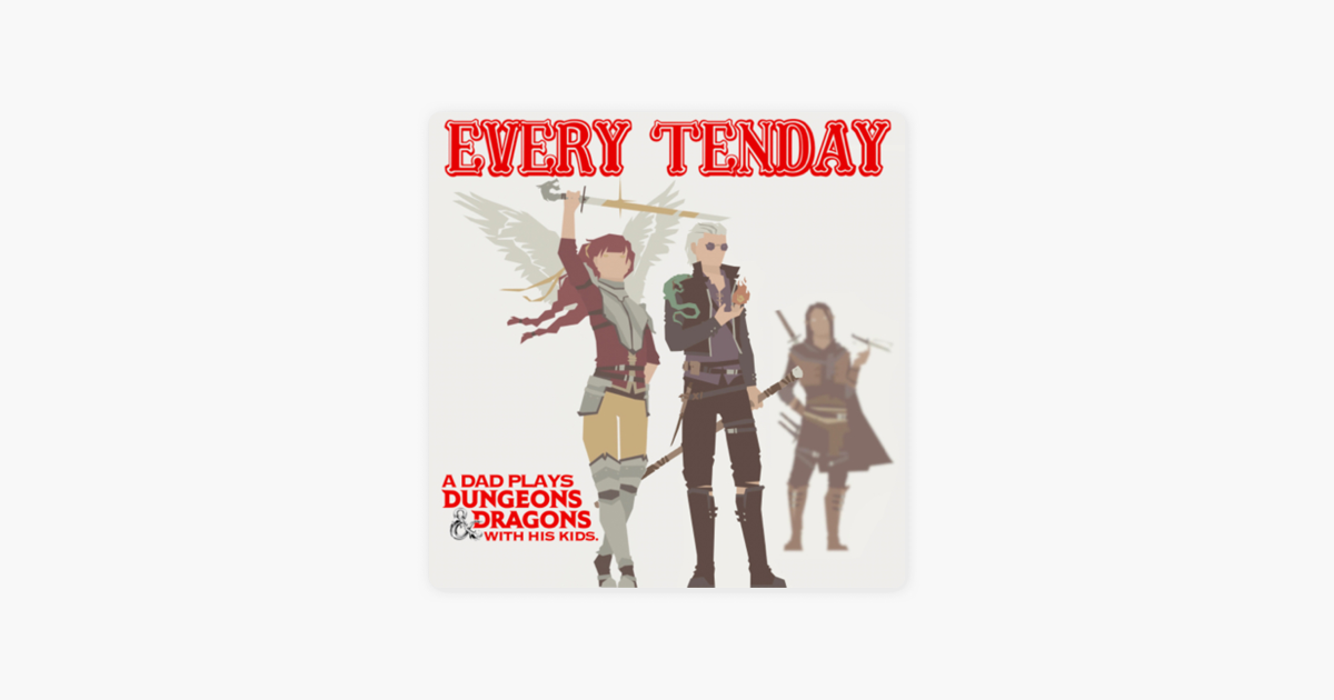 EveryTenday D&D | DnD (Dungeons & Dragons) on Apple Podcasts