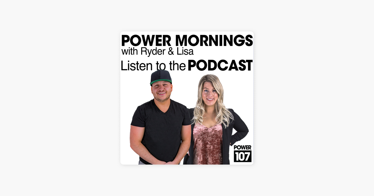 Power Mornings with Ryder & Lisa: Sept 10 2019: Dating App