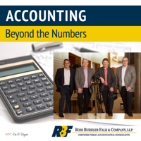 Accounting – Beyond The Numbers podcast