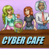 Cyber Cafe: A Sitcom for Your Ear-Holes podcast