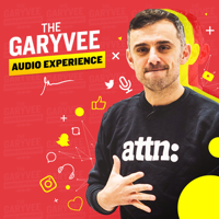 Podcast cover art for The GaryVee Audio Experience