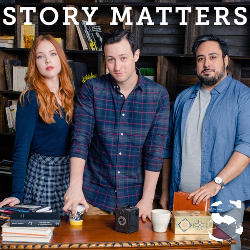 Cover image of Story Matters