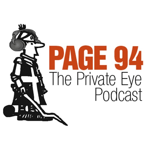Cover image of Page 94: The Private Eye Podcast