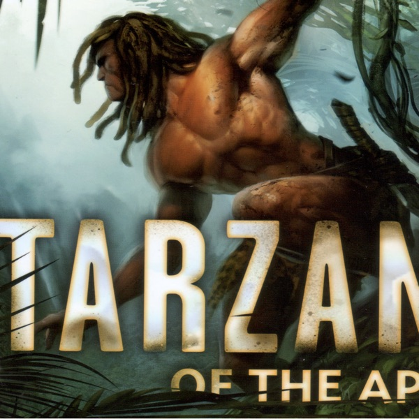 Tarzan Of The Apes banner backdrop
