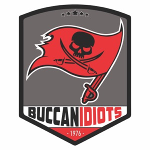 The Buccanidiots Podcast : A Tampa Bay Buccaneers Podcast