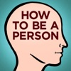 How To Be a Person artwork