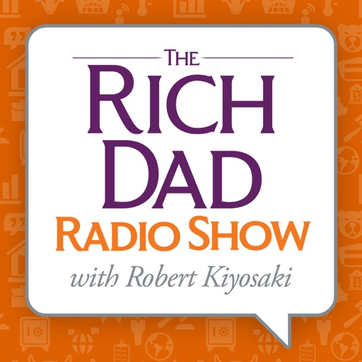 Cover image of Rich Dad Radio Show: In-Your-Face Advice on Investing, Personal Finance, & Starting a Business
