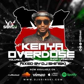 DJ Shinski Mixes: Kenya Overdose Video Mix Vol 2 [Wamlambez