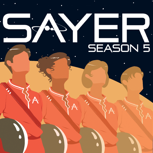 Cover image of SAYER