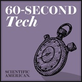 Image of 60-Second Tech podcast