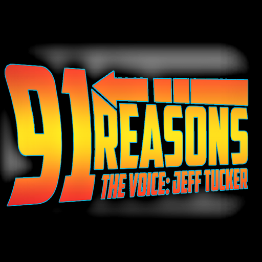 Cover image of 91 Reasons